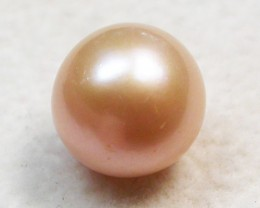 AAA GRADE ROUND PEARL  HIGH LUSTER- 9-10  MM [PF2314]