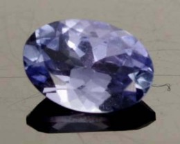 0.40 CTS VVS TANZANITE STONE - WELL CUT  [S7072]