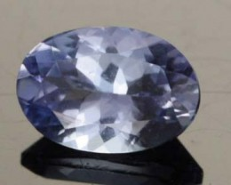 0.65 CTS VVS TANZANITE STONE - WELL CUT  [S7086]