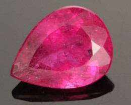 2.62 CTS CERTIFIED PINK TOURMALINE FROM 'CRUZEIRO MINE' [S7087]