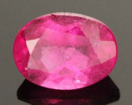 1.50 CTS TOP RUBELLITE FROM 'CRUZEIRO MINE' [S7094]