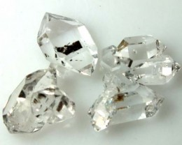 CRYSTAL QUARTZ-LIKE HERKIMER-DIAMOND 4 CTS RG-1282