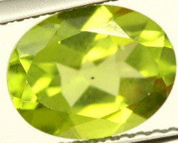 PERIDOT FACETED STONE 2.05 CTS PG-964