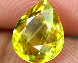 1.53 Carat VS/SI Sphene - Rainbow Pretty Gem