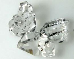 CRYSTAL QUARTZ-LIKE HERKIMER-DIAMOND 2.80 CTS RG-1281