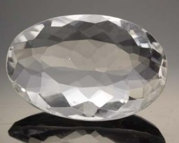 90.45 CTS LARGE -SILVERY SHIMMERY QUARTZ   [ST8014]