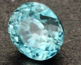 1.55 CTS SKY BLUE ZIRCON - VS [S7137]