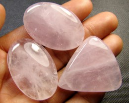 PARCEL3  ROSE QUARTZ GEMSTONES  140 CARATS  RT201