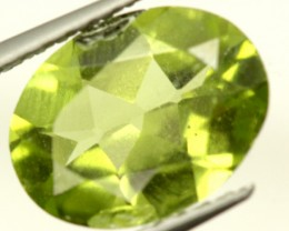 PERIDOT FACETED STONE 1.45 CTS PG-861