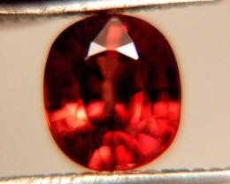 2.81 Carat VVS1 Orange Zircon - Fiery, Beautiful