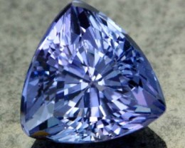 1.67 CTS AA+ TANZANITE STONE - WELL CUT  [S6365]