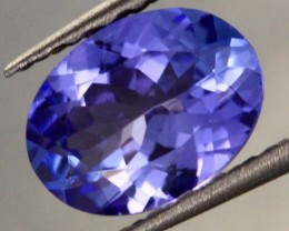 1.05 CTS AA+ TANZANITE STONE - WELL CUT  [S6382]