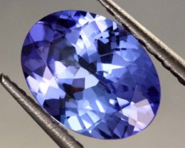 1.05 CTS AA+ TANZANITE STONE - WELL CUT  [S6386]