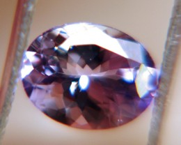 2.21 Carat IF/VVS1 Portuguese Cut Tanzanite - Lovely