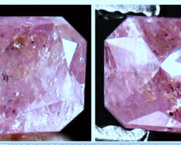 NATURAL UNTREATED-ARGYLE-PINKDIAMOND-0.30CTWSIZE-1PCS,NR