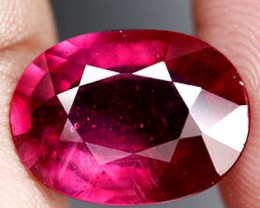 6.58 Carat VS2 Pidgeon Ruby - Beautiful Stone