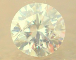 NATURAL--SOLITIARE EF-WHITE DIAMOND,7.2MMSIZE,1.45CTW-1PCS