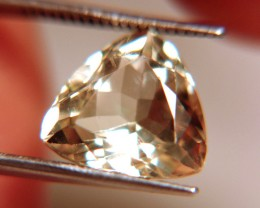 6.95 Carat VS Andesine - Beautiful Gem to hold in hand