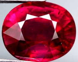 5.23 Carat Pidgeon Blood VS2 Ruby - Gorgeous