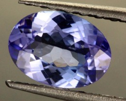 0.70 CTS VVS TANZANITE STONE - WELL CUT [S6519]
