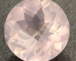 8.30 CTS VVS FACETED ROSE PINK QUARTZ   [S7242]
