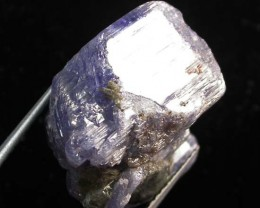 73.70 CTS QUALITY TANZANITE CRYSTAL  ROUGH  [F3547  ]