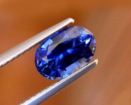 BEAUTIFUL CERTIFIED NATURAL SAPPHIRE 1,48 CT