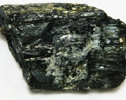 142gms Natural Afghanistan Black Tourmaline Rough R103