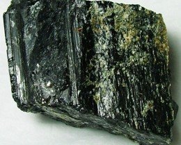 84gms Natural Afghanistan Black Tourmaline Rough R122