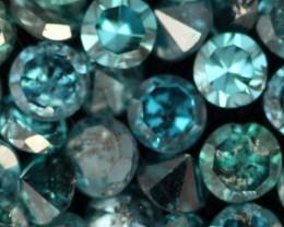 1.20 CTS AUSTRALIAN BLUE DIAMOND [DC440]
