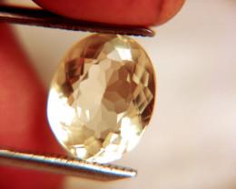 7.85 Carat VVS1 Andesine - Shimmering Beauty