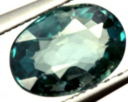 BLUE ZIRCON FACETED STONE 1 CTS   PG-1144