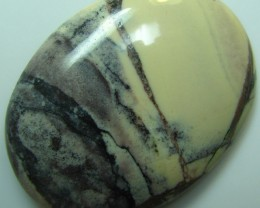 PORCELAIN JASPER FROM MEXICO 49.25 CTS