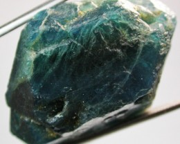 78.10 CTS APATITE ROUGH  [F3629]