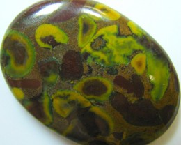 CHINESE WRITING STONE 61.95 CTS