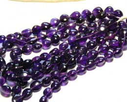 *NEW* VIP Collection AFRICAN AMETHYST beads 13mm 362 CARATS!