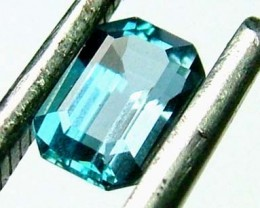 BLUE TOPAZ NATURAL FACETED 0.70 CTS FP-2252  (PG-GR)
