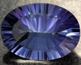 5.40 CTS MYSTIC QUARTZ 'BLUE LAGOON ' [SB099]2