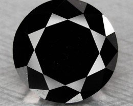 VERY NICE CERTIFIED NATURAL BLACK DIAMOND 2,69 CARATS