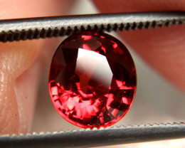 Fiery, Gorgeous, Fiery Red Spessartite - 2.53 Carats - VVS