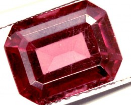GARNET FACETED STONE 3 CTS PG-874