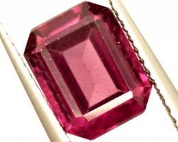 GARNET FACETED STONE 3 CTS PG-879