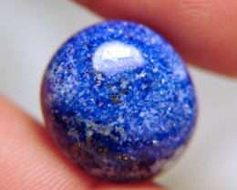 20.05 Carat Lapis Lazuli Cabochon - Beautiful Colors