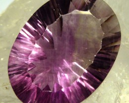 LARGE FLUROITE  BRIGHT  PURPLE HUES33.70   CTS  RT 1111