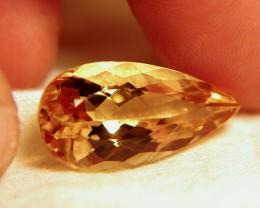 17.53 Carat VVS1 Golden Beryl - Superb