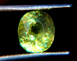 CERTIFIED - 3.26 Carat VS Sphene - Amazing Russia Gem