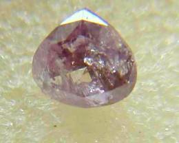NATURAL -ARGYLE-HOT PINK DIAMOND-0.90CTWSIZE-1PCS