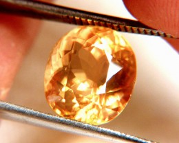 7.06 Carat Golden Calcite - Beautiful Gem
