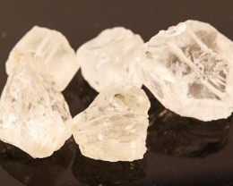 QUARTZ BEAD DRILLED (5PC)  202CTS JW103