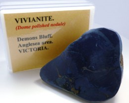 AUSTRALIAN VIVIANITE 693  CTS RT 1454